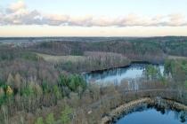 Sianowo Leśne widok z lotu ptaka-7