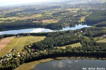 Żukowo - fotografia lotnicza