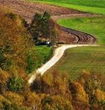 Jesienny widok z Wiezycy_11