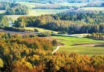 Jesienny widok z Wiezycy_2