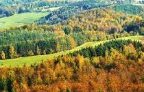 Jesienny widok z Wiezycy_3