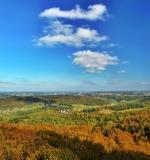 Jesienny widok z Wiezycy_5