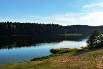 Jezioro Jelenie jesien_1