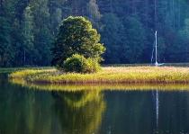 Jezioro Jelenie jesien_2