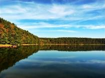 Jezioro Jelenie jesien_3