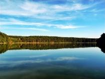 Jezioro Jelenie jesien_4