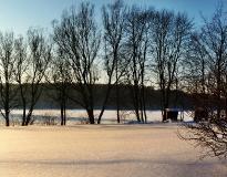 Jezioro Ostrzyckie zima_10