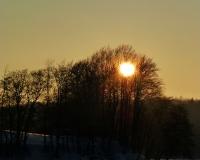 Jezioro Ostrzyckie zima_13