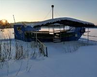 Jezioro Ostrzyckie zima_14