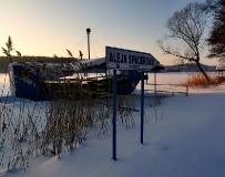 Jezioro Ostrzyckie zima_15