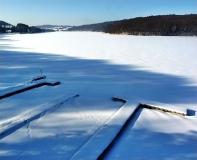Jezioro Ostrzyckie zima_1