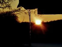 Jezioro Ostrzyckie zima_20