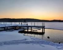 Jezioro Ostrzyckie zima_27