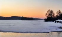 Jezioro Ostrzyckie zima_29