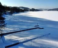 Jezioro Ostrzyckie zima_2