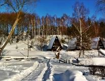 Jezioro Ostrzyckie zima_7