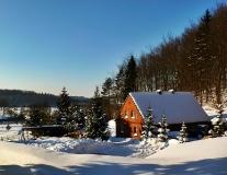 Jezioro Ostrzyckie zima_9
