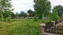 Cmentarz współczesny w Mściszewicach