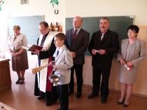 Borzestowo-2013PasowaniePierwszoklasistów-20