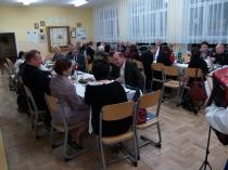 Spotkanie opłatkowe w Miechucinie-35